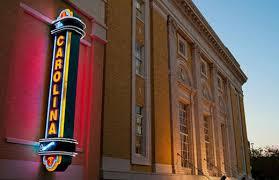 Historic Carolina Theatre Durham NC