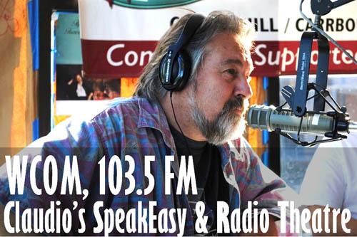 Claudio's SpeakEasy and Radio Theatre