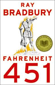 Fahrenheit451 book cover
