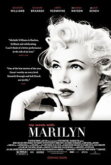 My Week with Marilyn film review