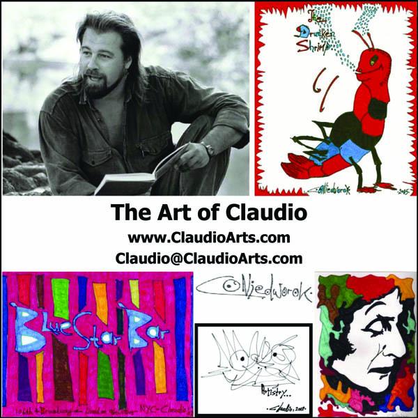 Claudio As Art