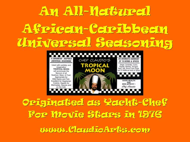 African caribbean spice seasoning blend favorite of firehouse cooks